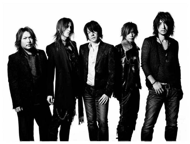 LUNA SEA - ROSIER