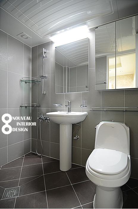 군포 산본동 가야 주공 5단지 아파트 욕실 리모델링 [모던욕실 ...