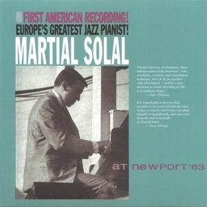 [Jazz] Mirtial Solal At Newport '63