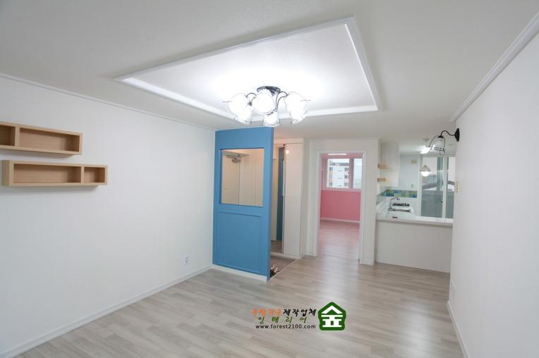 부천상동하얀마을아파트인테리어 24평 인테리어 완공사진입니다 ...