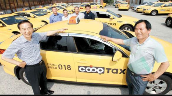 택시 기본요금 오르고, 기사 삶의 질은 ?