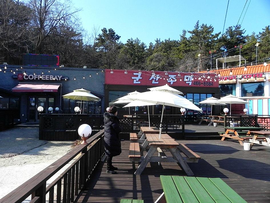 (은파호수공원맛집)호숫가를 바라보며 커피 한잔 어때요? 군산핫플 맛집 ☞은파 호수 군산주막