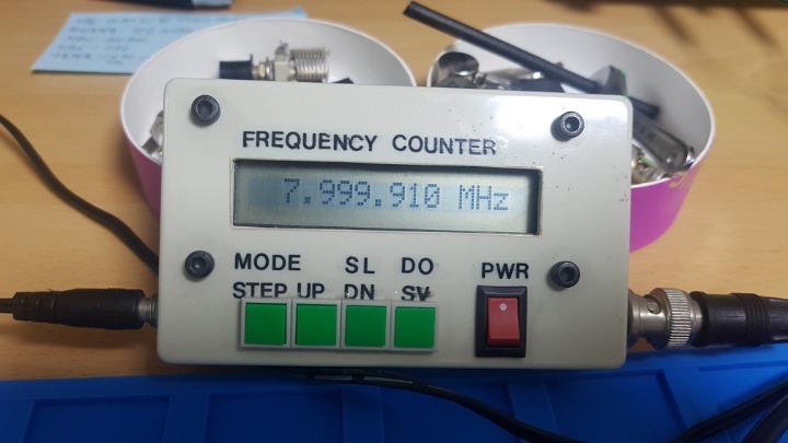 주파수 카운터 ED FC-1130B (1300MHz)