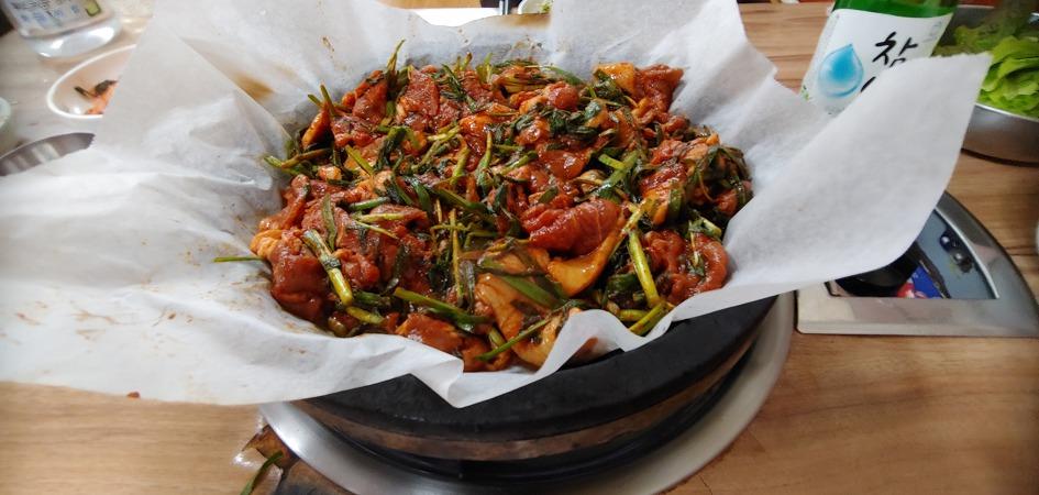 Yuseong Bonmyeong-dong Famous Stone Grill