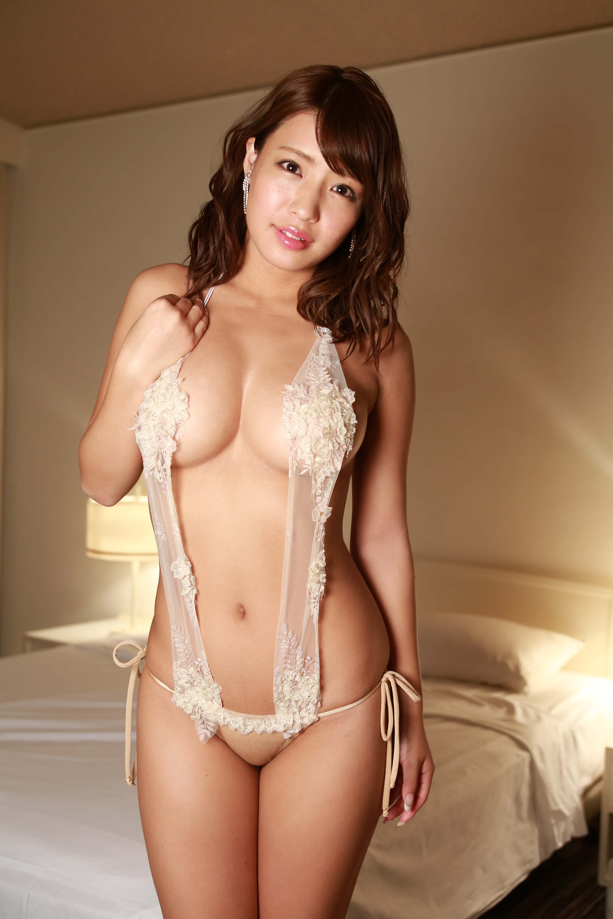 hot lingerie Japanese glamour