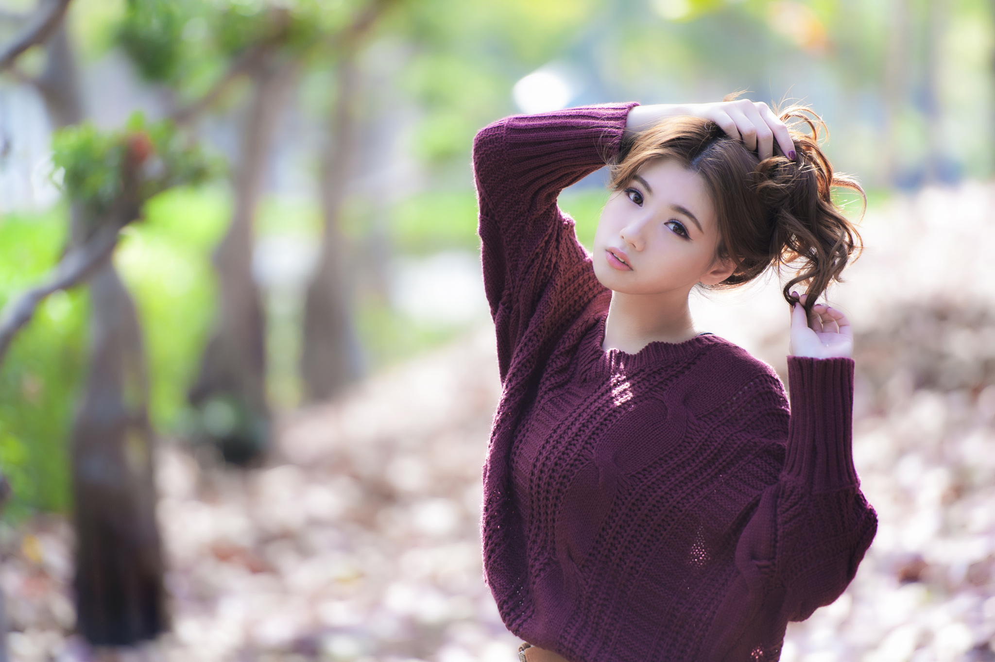 gorgeous Chinese girl