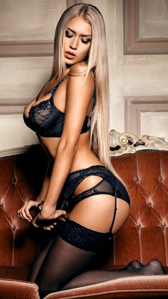 hot mood girl in lingerie